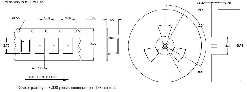 407晶体谐振器,7050mm无源晶振,cts手机晶振