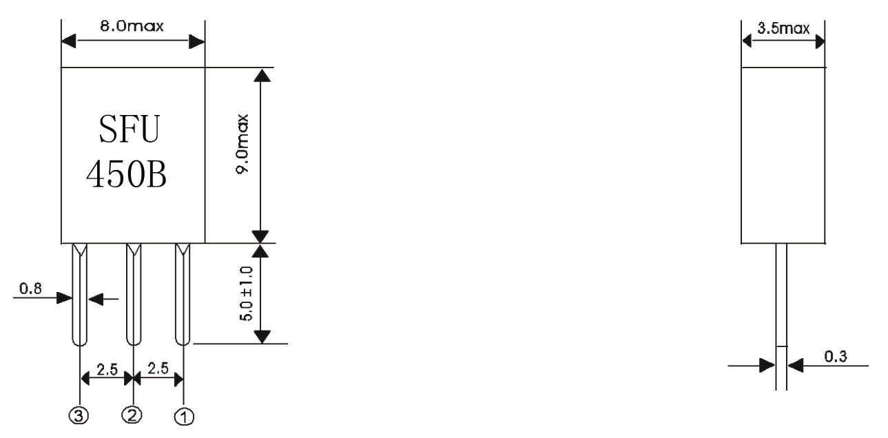 陶瓷滤波器,450BSFU,陶瓷晶振,中频压电陶瓷晶振千赫系列产品,经过公司长期开发研究,现在大部分频点均已量产,并且长期备有现货,频点多元化,多种款型,型号,体积,封装,引进插件以及贴片模式供客户选用.康华尔电子所有生产...